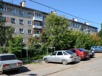 Пермь, улица Хабаровская, дом 143. многоквартирный дом