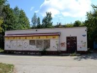 Пермь, улица Хабаровская, дом 143А. неиспользуемое здание