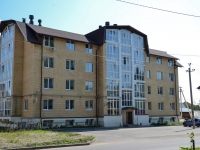 Пермь, улица Высоковольтная, дом 11. многоквартирный дом