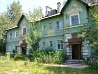 Пермь, улица Генерала Наумова, дом 3. многоквартирный дом