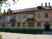 Пермь, улица Машинистов, дом 25. многоквартирный дом