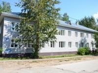 Пермь, улица Машинистов, дом 31. общежитие