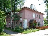 Пермь, улица Машинистов, дом 36. многоквартирный дом
