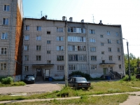 Пермь, улица Марии Загуменных, дом 4А. многоквартирный дом