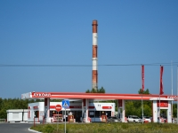 Пермь, улица Спешилова, дом 106. автозаправочная станция
