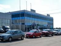 Пермь, улица Спешилова, дом 107/1. автосалон