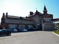 Пермь, улица Спешилова, дом 111. гостиница (отель)