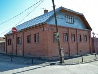 Пермь, улица Эпроновская, дом 2. офисное здание