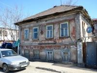 Пермь, улица Эпроновская, дом 8. неиспользуемое здание