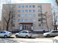 Пермь, улица Генкеля, дом 9. правоохранительные органы Пермская транспортная прокуратура