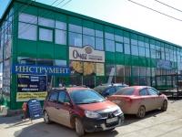 Пермь, Узенький переулок, дом 4. многофункциональное здание