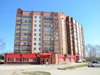 Пермь, улица Адмирала Макарова, дом 22А. многоквартирный дом