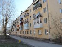 Пермь, улица Адмирала Ушакова, дом 5. многоквартирный дом