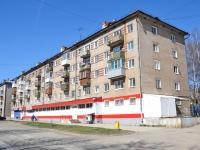 Пермь, улица Адмирала Ушакова, дом 8. многоквартирный дом