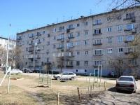 Пермь, улица Буксирная, дом 9. многоквартирный дом
