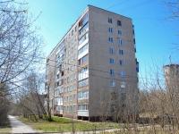 Пермь, улица Буксирная, дом 11. многоквартирный дом