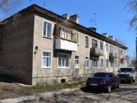 Пермь, улица Камышинская, дом 10. многоквартирный дом
