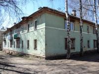 Пермь, улица Камышинская, дом 18. многоквартирный дом