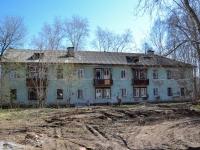Пермь, улица Камышинская, дом 22. многоквартирный дом