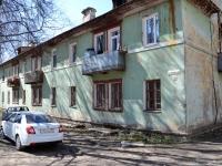 Пермь, улица Камышинская, дом 24. многоквартирный дом