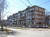Пермь, улица Юнг Прикамья, дом 37. многоквартирный дом