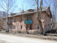 Пермь, улица Юнг Прикамья, дом 25. многоквартирный дом