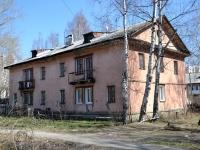 Пермь, улица Юнг Прикамья, дом 25А. многоквартирный дом