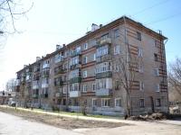 Пермь, улица Юнг Прикамья, дом 35. многоквартирный дом