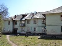 Пермь, улица Юнг Прикамья, дом 38. многоквартирный дом