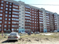 Пермь, улица Байкальская, дом 3/1. многоквартирный дом