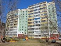Пермь, улица Байкальская, дом 5/1. многоквартирный дом