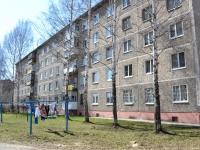 Пермь, улица Байкальская, дом 20. многоквартирный дом
