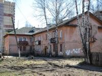 Пермь, улица Байкальская, дом 22. многоквартирный дом