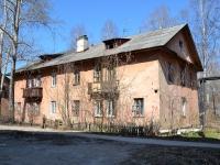 Пермь, улица Байкальская, дом 24. многоквартирный дом