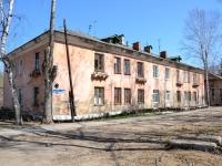 Пермь, улица Байкальская, дом 28. многоквартирный дом