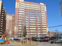 Пермь, улица Батумская, дом 8. строящееся здание