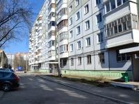 Пермь, улица Калинина, дом 32А. многоквартирный дом