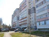 Пермь, улица Капитанская, дом 12. многоквартирный дом