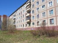 Пермь, улица Танцорова, дом 45. многоквартирный дом