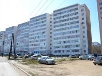 Пермь, улица Танцорова, дом 25. многоквартирный дом