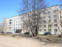 Пермь, улица Танцорова, дом 27. общежитие