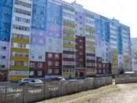 Пермь, улица Танцорова, дом 35. многоквартирный дом