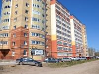 Пермь, улица Танцорова, дом 37. многоквартирный дом