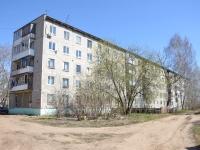 Пермь, улица Танцорова, дом 73. многоквартирный дом