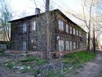 Пермь, улица Танцорова, дом 15. многоквартирный дом