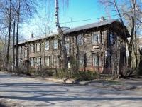 Пермь, улица Танцорова, дом 17. многоквартирный дом