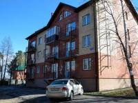 Пермь, улица Танцорова, дом 26А. многоквартирный дом