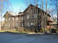 Пермь, улица Танцорова, дом 30. многоквартирный дом