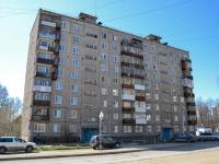 Пермь, улица Сокольская, дом 9. многоквартирный дом