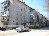 Пермь, улица Сокольская, дом 25. многоквартирный дом